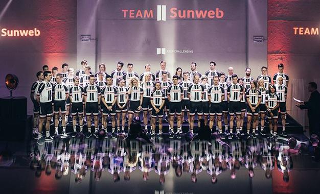 2db73914f55f3 Bikemagazine – Sunweb apresenta equipe para 2018 e confirma Dumoulin ...