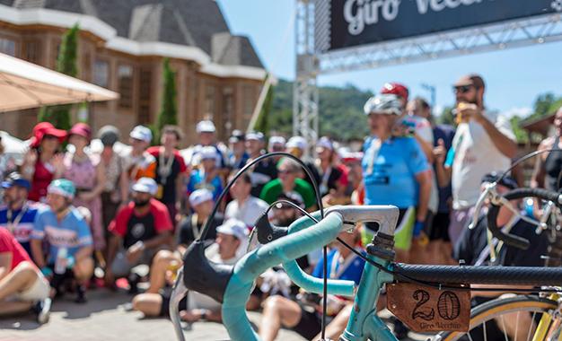Giro Vecchio celebra o ciclismo antigo com evento em Santo Antonio do Pinhal