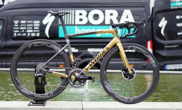 Tour de Flanders: a bike personalizada de Peter Sagan
