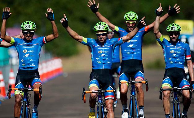 Equipe de Ribeirão Preto conquista licença Continental UCI
