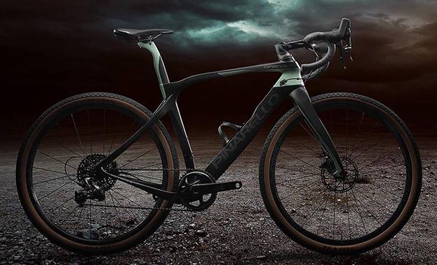 Pinarello apresenta a Grevil+, de olho nos trechos de terra do Tour de France