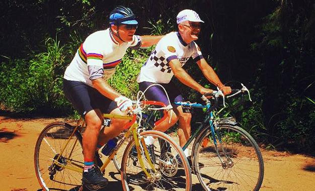 Bikemagazine conferiu: saudade não tem idade no Giro Vecchio
