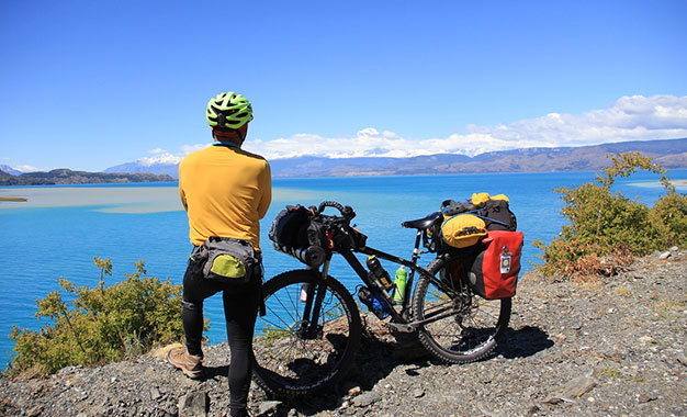 Giraventura: de bike até os extremos do mundo