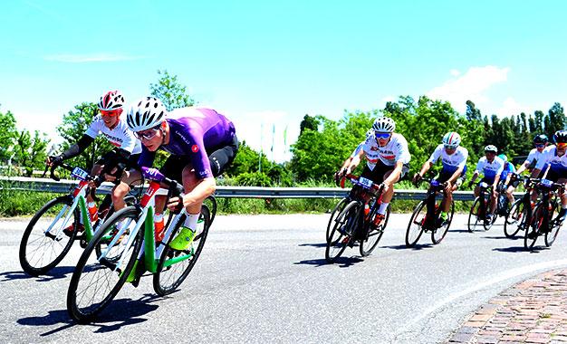 Bikemagazine no GiroE: pedalamos nas montanhas do Giro d'Italia