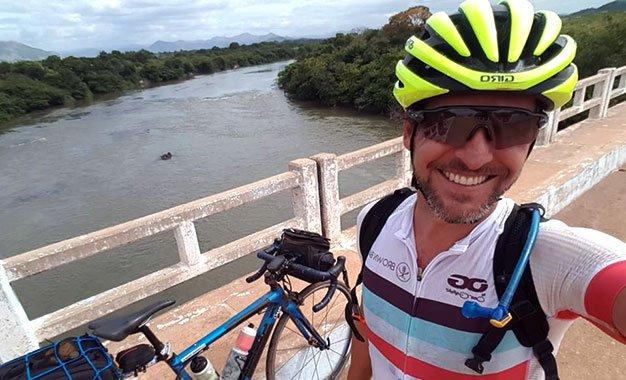 Novo recorde: 10.160 km de Norte a Sul do Brasil em 50 dias