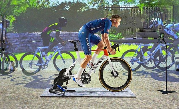Treino: confira sugestões de exercícios para pedalar no rolo