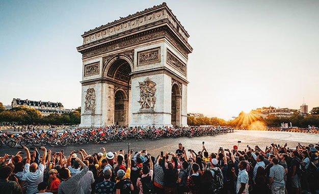 Tour de France anuncia as equipes para a edição de 2021