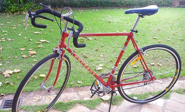 Bike do leitor: confira a restauração de uma Peugeot 10