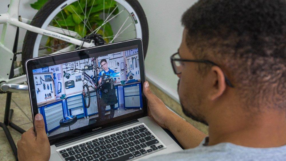 Escola Park Tool cria curso online de mecânica básica de bicicletas