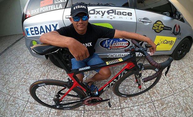 Portela quer bater o próprio recorde e chegar a 300 km/h em Uyuni