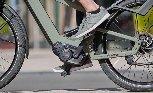 Atualização de software da Bosch para e-bikes que aumenta o torque