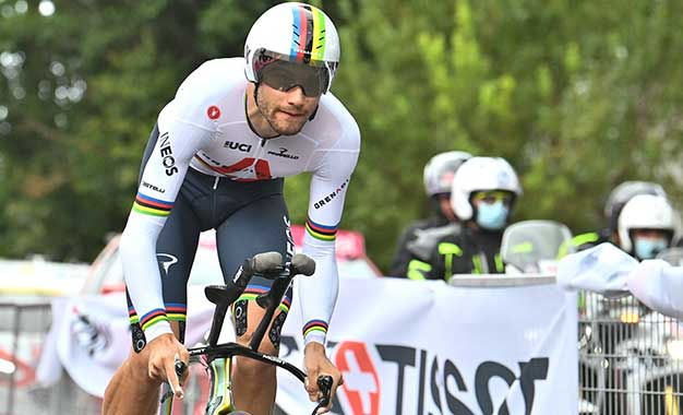 Giro d'Itália 2021 vai começar com três etapas no Piemonte