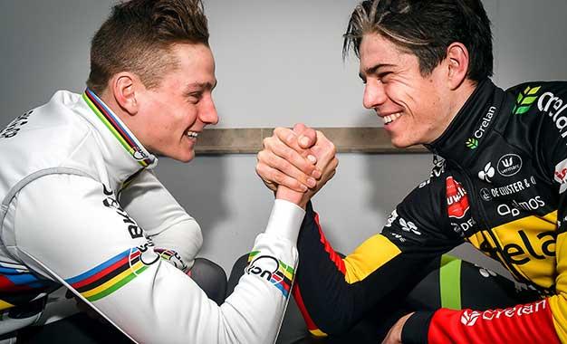 Copa do Mundo de Ciclocross: Van der Poel reencontra Van Aert
