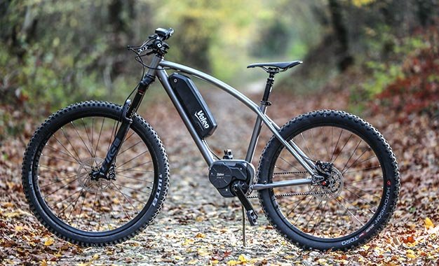 Valeo lança e-bike com câmbio automático e marcha a ré