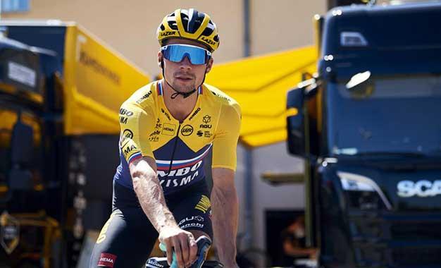 Vélo d'Or: Primoz Roglic é escolhido o ciclista do ano