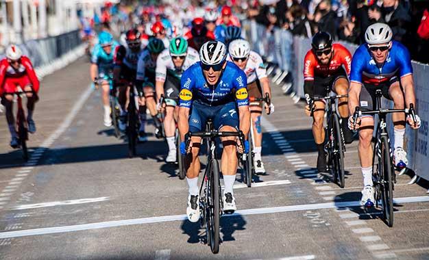 Tour de la Provence: Ballerini fatura sprint da 1ª etapa