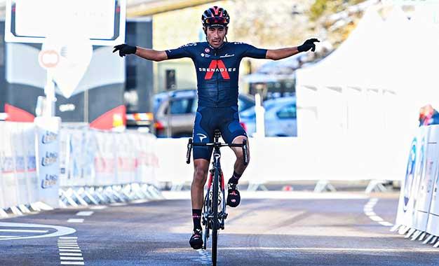 Colombiano Ivan Sosa é o campeão do Tour de la Provence