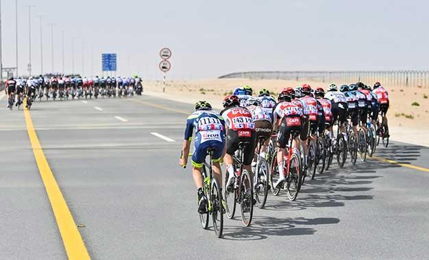 UAE Tour: veja melhores momentos das etapas 1 e 2