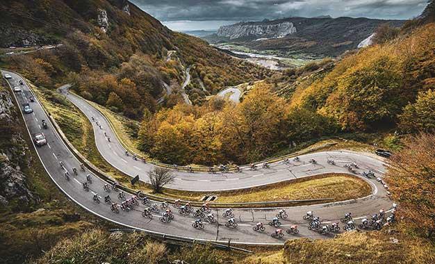 Vuelta 2021 vai começar e terminar com contrarrelógio