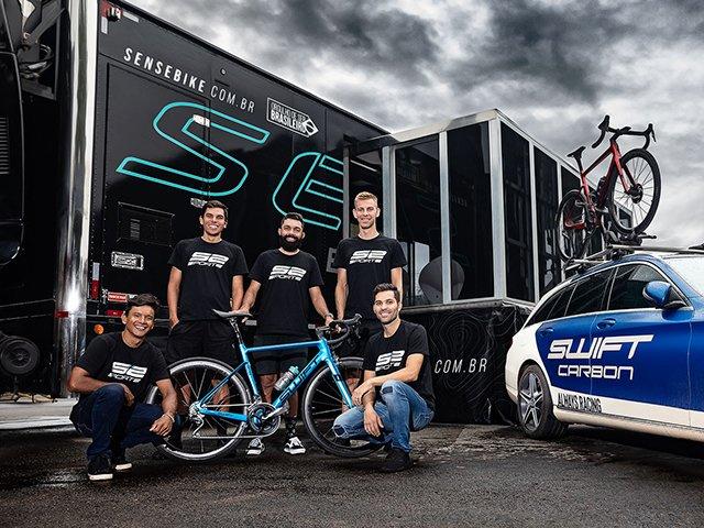 Sense anuncia S2 Sports, com 6 equipes, inclusive de ciclismo