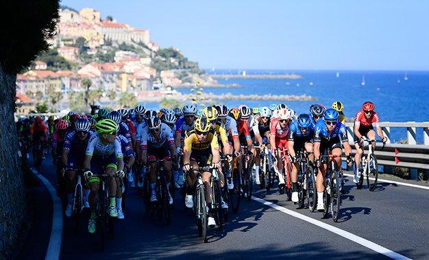 Milão-San Remo será neste sábado, com Van der Poel, Van Aert e Alaphilippe
