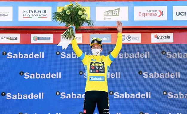 Volta ao País Basco: Roglic vira o jogo na última etapa e é o campeão