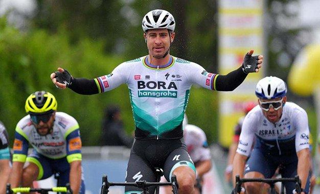Tour da Romandia: Peter Sagan vence a 1ª etapa