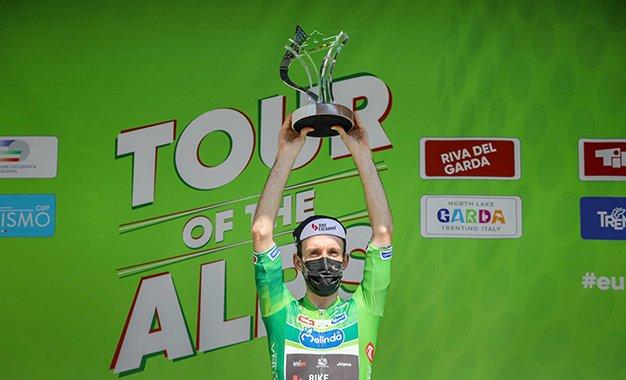 Tour dos Alpes: Simon Yates é o campeão; Grossschartner vence etapa final