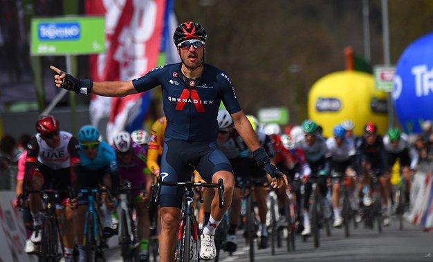 Tour dos Alpes: corrida em 5 etapas começa com vitória de Moscon