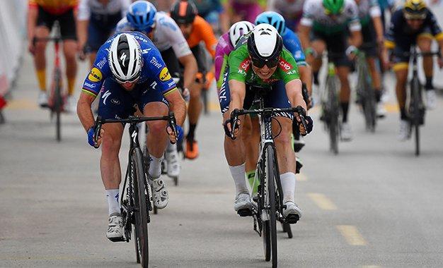 Volta da Turquia: Cavendish vence etapa final e fatura 4 das 8 etapas