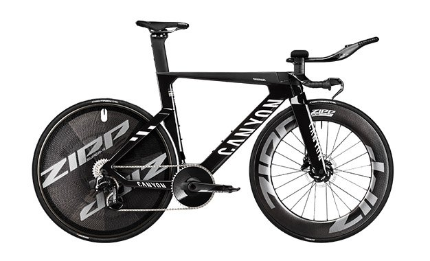 Giro d'Italia: Canyon apresenta a nova Speedmax CFR