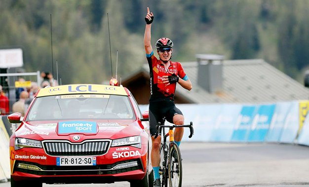 Criterium du Dauphine: Padun vence 7ª etapa; Richie Porte é o novo líder