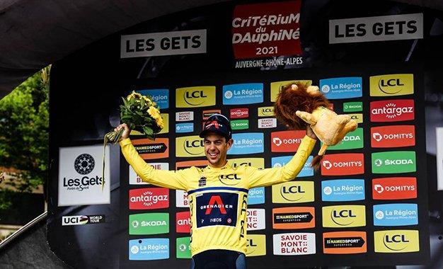 Criterium du Dauphine: Richie Porte é o campeão; Padun vence etapa final