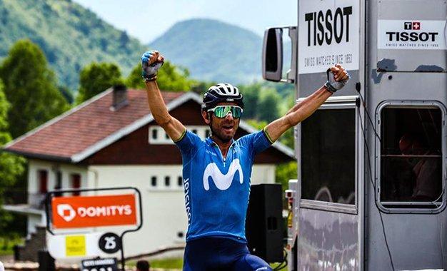 Criterium du Dauphine: Valverde vence 6ª etapa; Lusenko é o novo líder