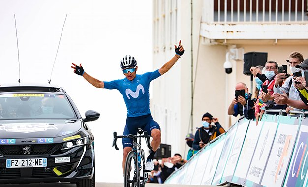 Superman López fatura Desafio do Monte Ventoux com vitória solo
