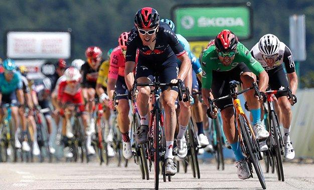 Criterium du Daphine: Geraint Thomas vence a 5ª etapa
