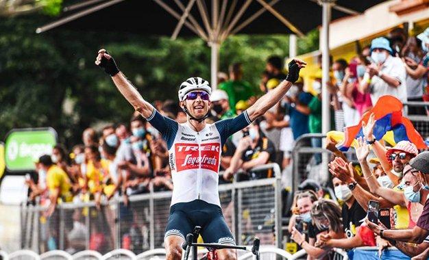 Tour 2021: Mollema conquista vitória solo na 14ª etapa
