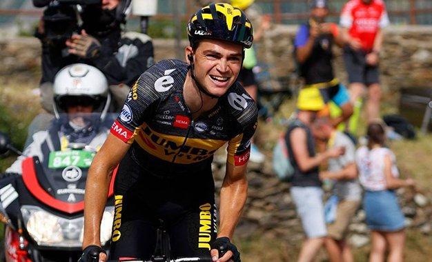Kuss fatura vitória solo na 15ª etapa, a mais alta do Tour 2021