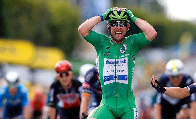 Tour 2021: Cavendish vence 6ª etapa, sua 50ª vitória Grand Tour
