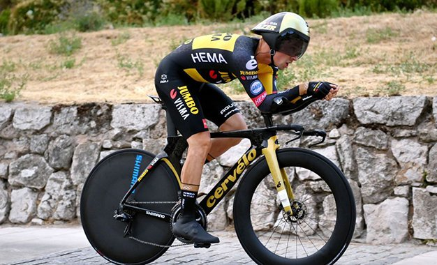 Vuelta 2021: Roglic vence o contrarrelógio de abertura