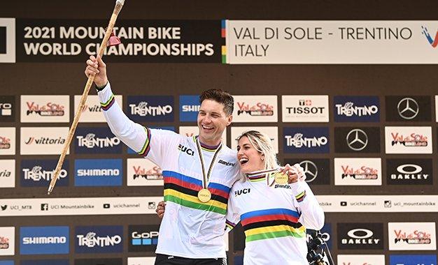 Mundial de MTB: aos 39 anos, Greg Minnaar é tetra no downhill