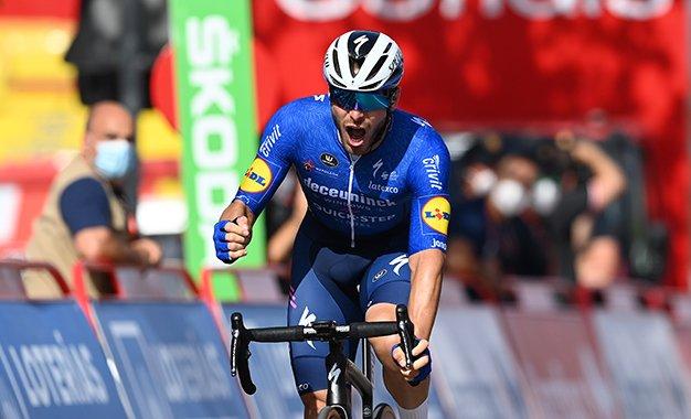 Vuelta 2021: Senechal vence 13ª etapa; Eiking segura liderança