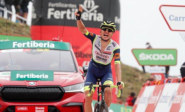 Vuelta 2021: Taaramae vence 3ª etapa e é o novo líder