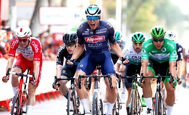 Vuelta 2021: Philipsen vence 5ª etapa; Elissonde é o novo líder