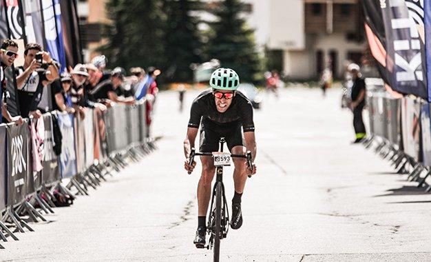Pippo Garnero é o campeão da Haute Route Alps 2021