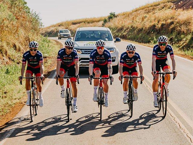 Maxel Cycling Team estreia com vitória em Brusque
