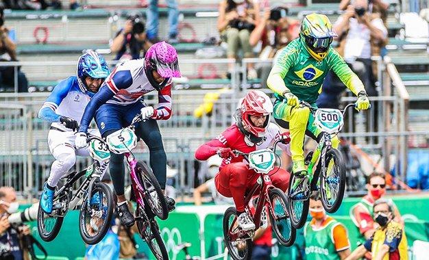 Tóquio 2021: Renato Rezende encerra BMX Racing em 14º
