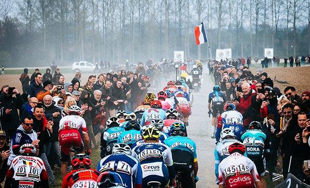 Finalmente, a Paris-Roubaix: clássica será neste domingo