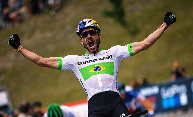 Copa do Mundo de MTB: Avancini vence short track na Suíça